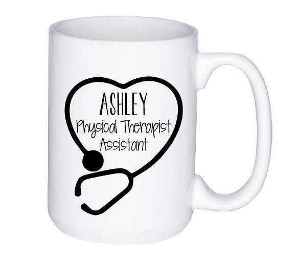 Physical Therapist Gifts - Personalized Physical Therapy Mug - Therapist Gift Ideas - Physical Therapy Gifts - Physical Therapy Graduation,  - Do Take It Personally