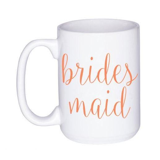Bridal Party Gift, Coffee Mug - Do Take It Personally