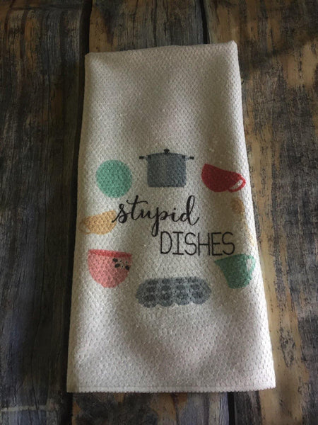 Funny Kitchen Towels, Towels - Do Take It Personally