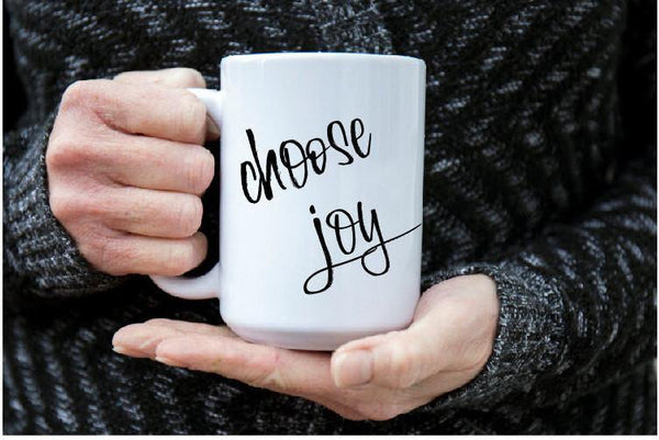 Choose Joy Mug,  - Do Take It Personally