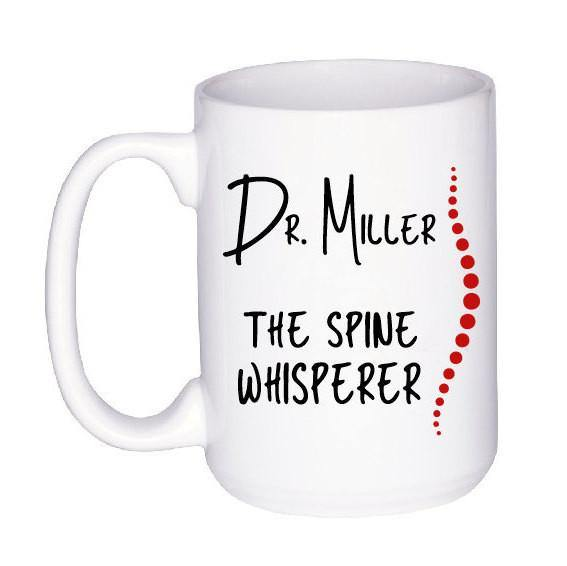 Chiropractor Mug,  - Do Take It Personally