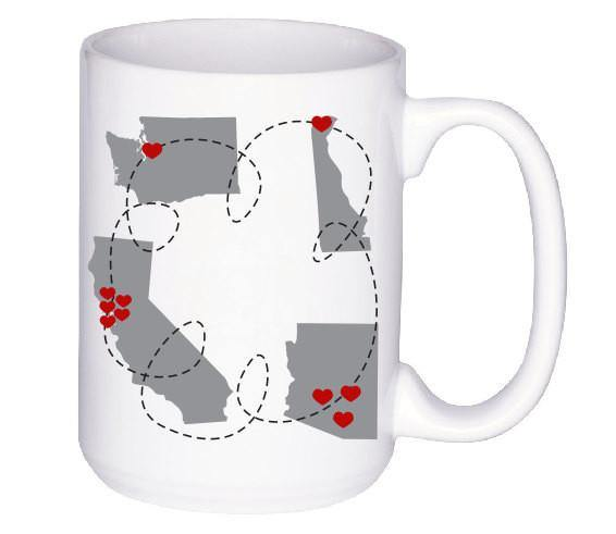 Cousin Distance Mug,  - Do Take It Personally