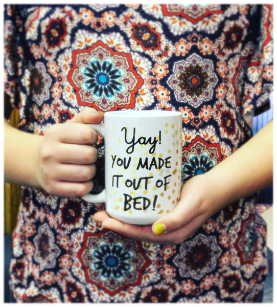 Morning Person Coffee Mug, Coffee Mug - Do Take It Personally