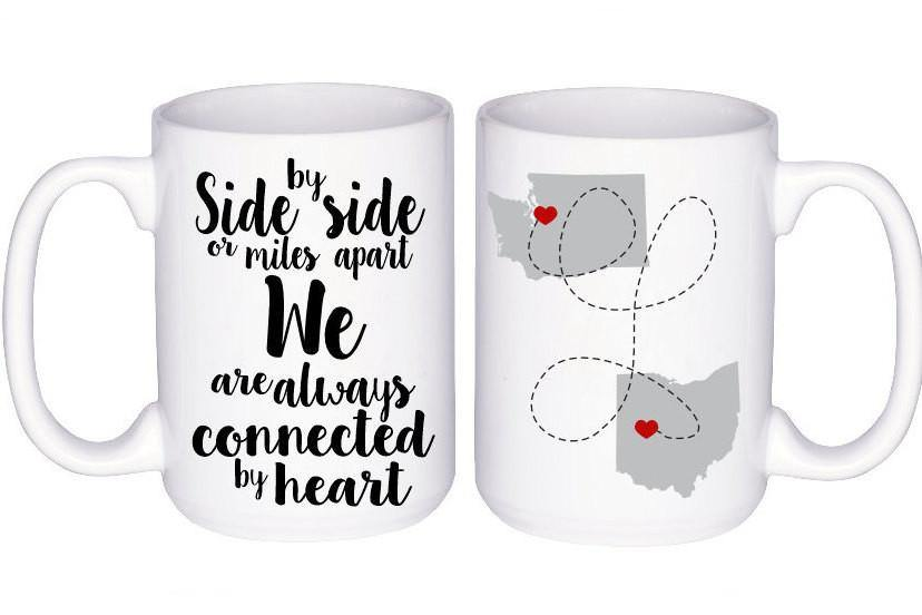 Long Distance Mug, Coffee Mug - Do Take It Personally