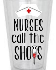 Nurse Gift Nurse Tumbler Personalized Gift for Nurse Gift for RN Gift from Patient,  - Do Take It Personally