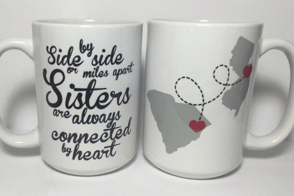 Sister Gift Idea - Sisters Mugs - Personalized Mugs - Gift For Sister - Coffee Cup - Custom Mug - Sister Gift - Cute Mug - Best Sister Gift,  - Do Take It Personally
