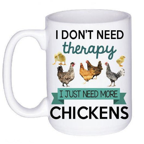 Chicken Lover Mug, Coffee Mug - Do Take It Personally