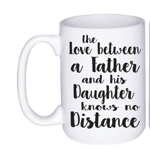 Dad Distance Mug, Coffee Mug - Do Take It Personally