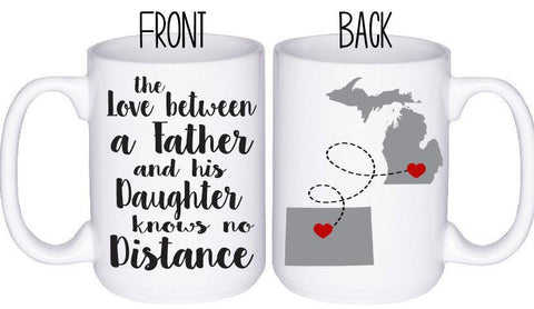 Personalized Father Mug, Coffee Mug - Do Take It Personally