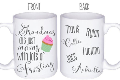 Grandma Coffee Mug, Coffee Mug - Do Take It Personally