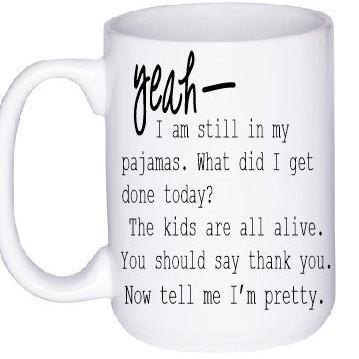 Funny Gift for Wife, Coffee Mug - Do Take It Personally
