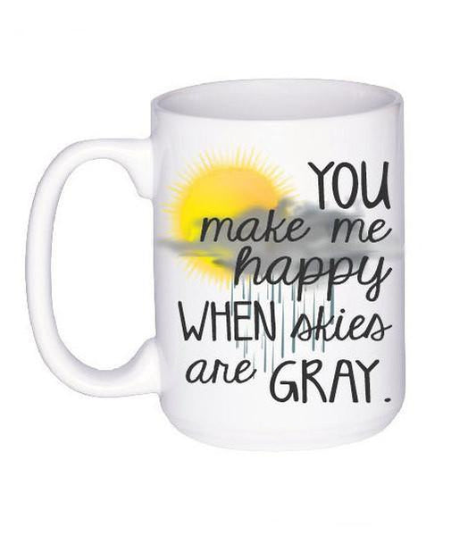 You Are My Sunshine Coffee Mug, Coffee Mug - Do Take It Personally