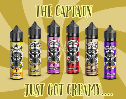 Captains Creams
