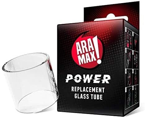 Aramax Power Replacement Glass