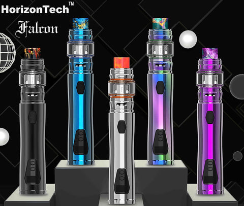 🔥🔥Horizon Tech Falcon 80W Starter Kit With Falcon King Sub-Ohm Tank🔥🔥