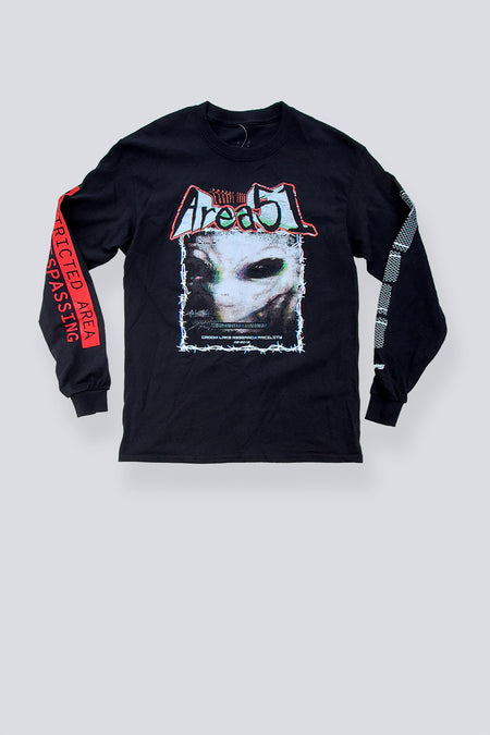 CREEPS WAMPEI CREWNECK