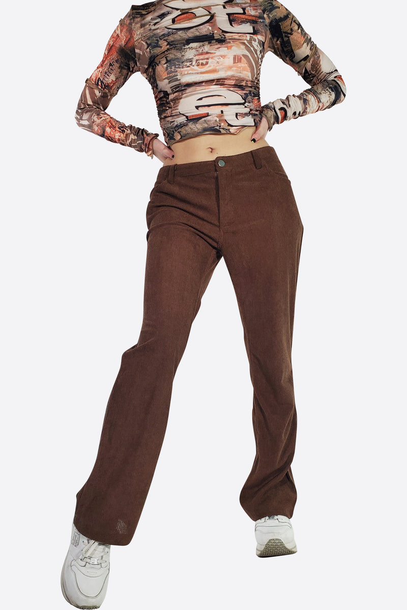 BACKWOOD CORDUROY PANTS