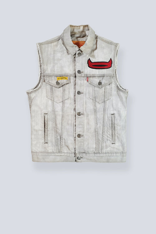 HOT BOI DENIM VEST