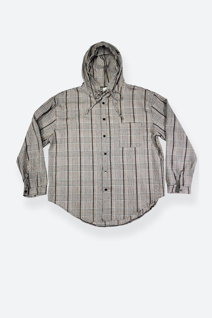 GUVNOR BUTTON UP HOODIE