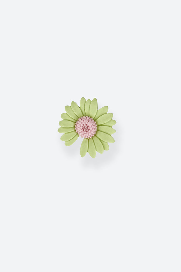SHOELACE FLOWER PIN DRIP (PACK OF 2)