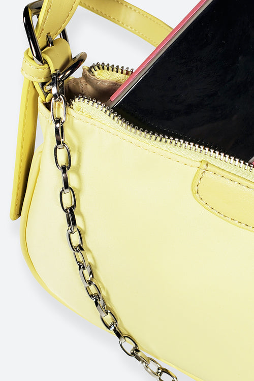 BANANA COTTAGE PURSE