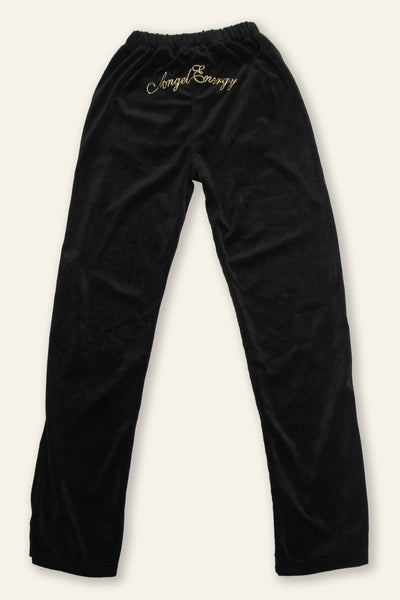 ANGEL ENERGY PANTS BLACK - CREEPS