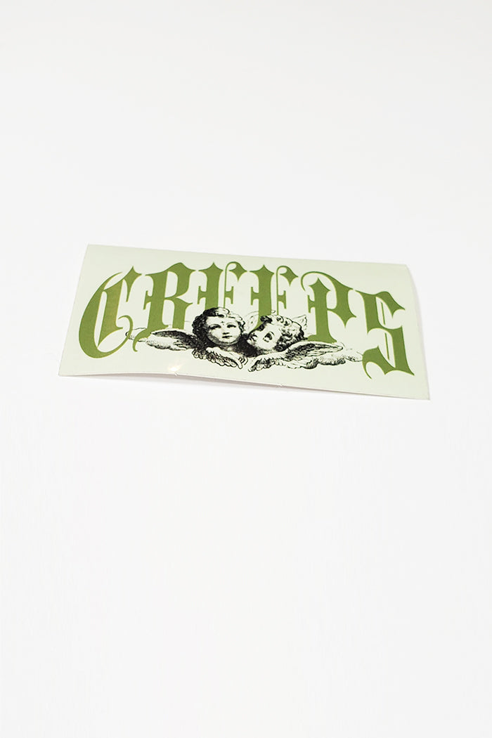 CREEPS FALLEN ANGELS STICKER