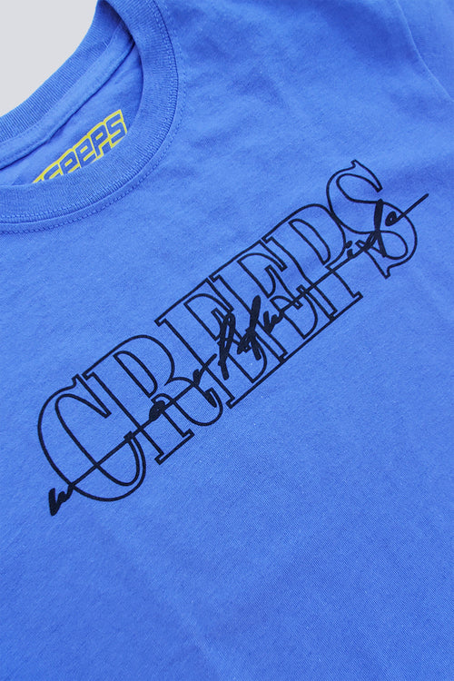 CREEPS | SIGNATURE TEE - INDIGO - CREEPS