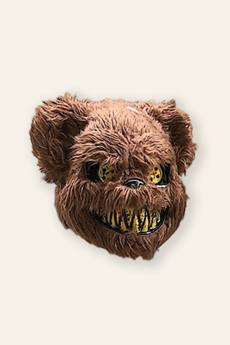 Evil Teddy Mask - CREEPS