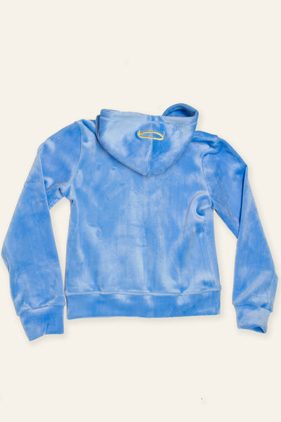 ANGEL ENERGY HOODIE BLUE - CREEPS