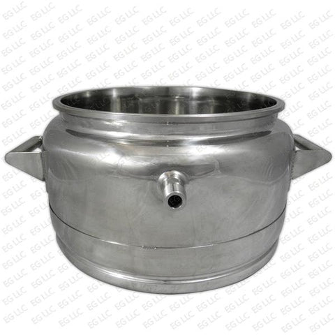 "12"" x 6"" Jacketed Platter with Handles"