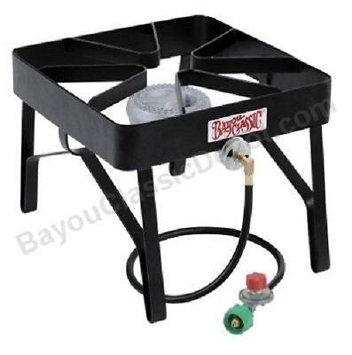 Square High Pressure Propane Burner