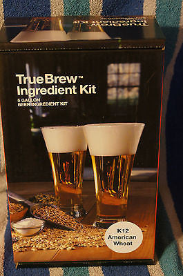 TrueBrew Ingredient Kit - K12 American Wheat