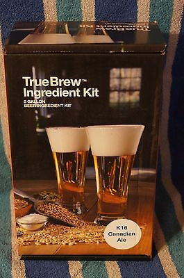 TrueBrew Ingredient Kit - K16 Canadian Ale
