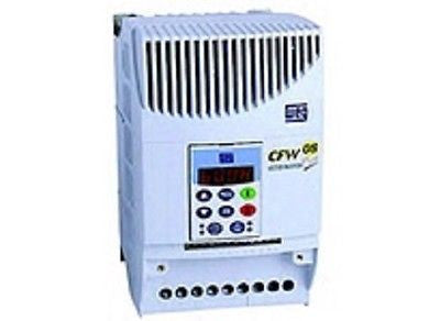WEG CFW500A04P2T4NBN1 CFW500 PLUS 2HP 460V 3Ph VFD - CFW Variable Frequency Drive