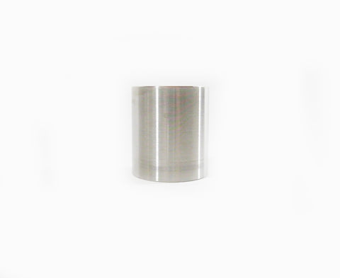 "1"" Female NPT Threaded Coupling, 304 Stainless Steel"