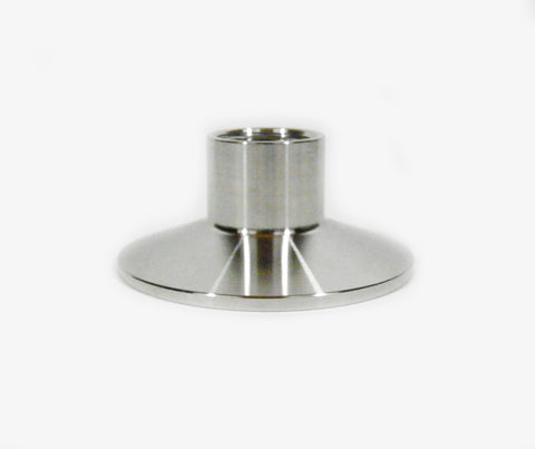 "2"" Tri Clamp to 1/2"" Female NPT, Stainless Steel SS304"