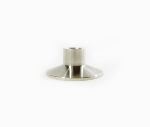 "2"" Tri Clamp to 3/4"" Female NPT Adapter, 304 Stainless Steel"