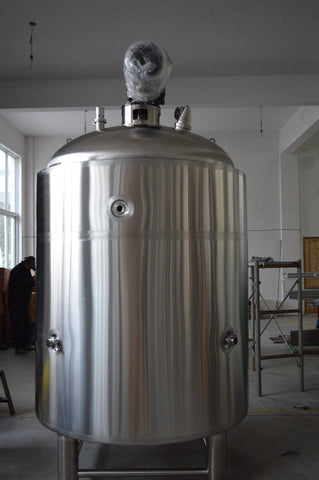 400 Gallon Pro Series Stainless Mash Tun