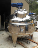 600 Gallon Pro Series Stainless Mash Tun