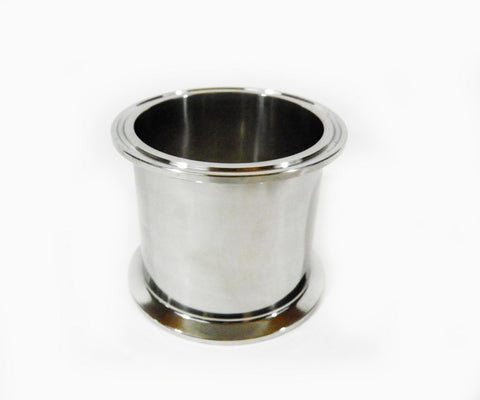 "3"" x 3"" Sanitary, 304 Stainless Steel, Tri Clamp Spool, BHO Extractor Column"