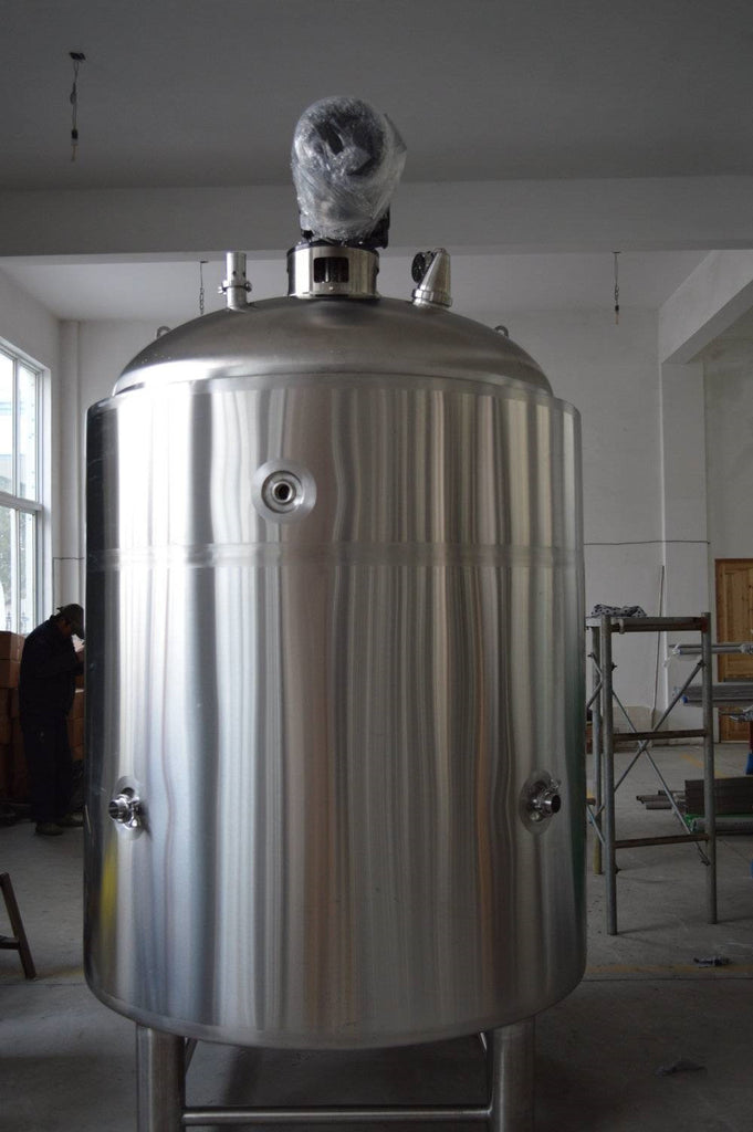 Push To Connect Fittings >> 600 Gallon Pro Series Stainless Mash Tun – Affordable ...