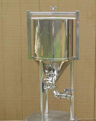 8 Gallon Conical Vessel