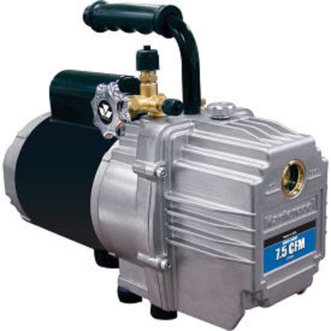 Vacuum Pump (110V/60 Cycle) 7.5 CFM Two Stage- Elite