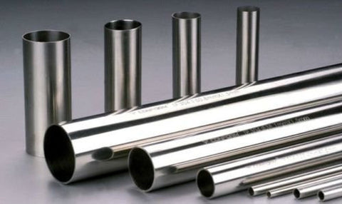 "1.5"" Polished, 304 Stainless Steel Pipe, Tubing, Still Column, by the inch. 1.5mm, 16 Gauge"