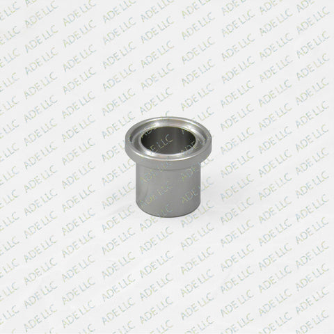 ".5"" , 21.5mm Long Weld Ferrule"