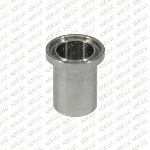 ".75"" , 28.6mm Long Weld Ferrule"