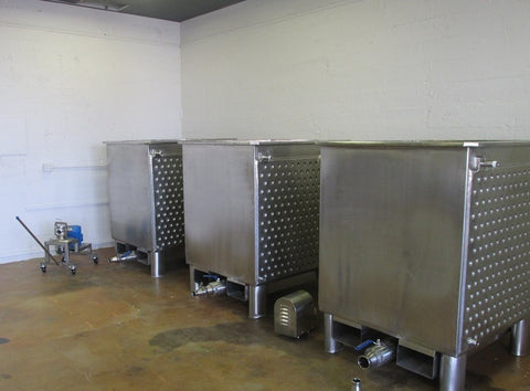 300 Gallon Pro Series Fermenter