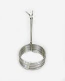 "Wort Chiller, Immersion Type, For Home Brewing and Distilling, 3/8"" by 25' SS304"