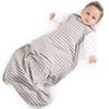 4 Season Baby Sleep Bag, Merino Wool, 2 Months - 2 Years, Earth